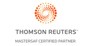 Thomson Reuters Mastersaf Certified Partner