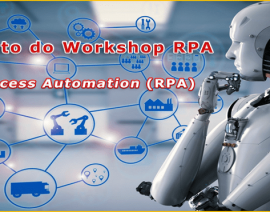 Comunicado sobre o adiamento do Workshop RPA